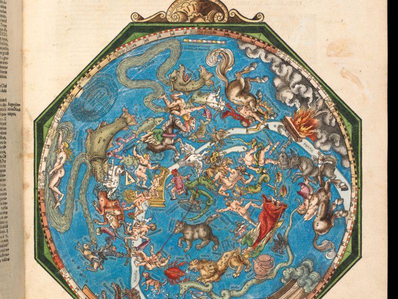 Petrus Apianus, Astronomicum Caesareum