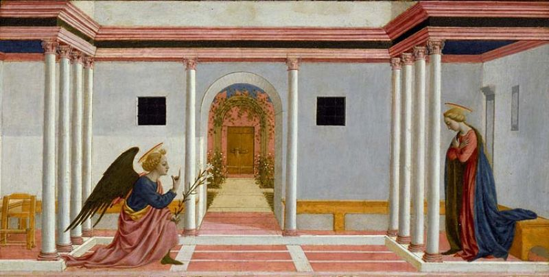 Featured image for the project: The Annunciation
