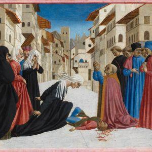 A Miracle of St Zenobius
