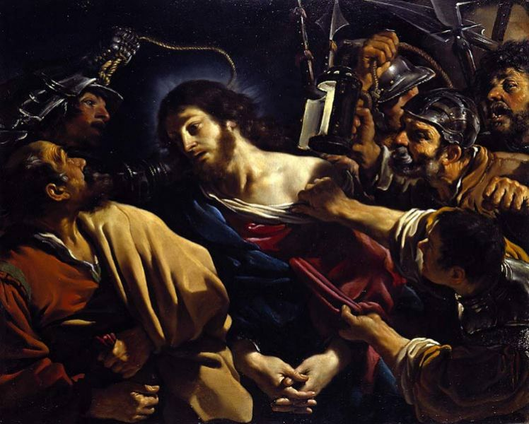 Featured image for the project: The Betrayal of Christ