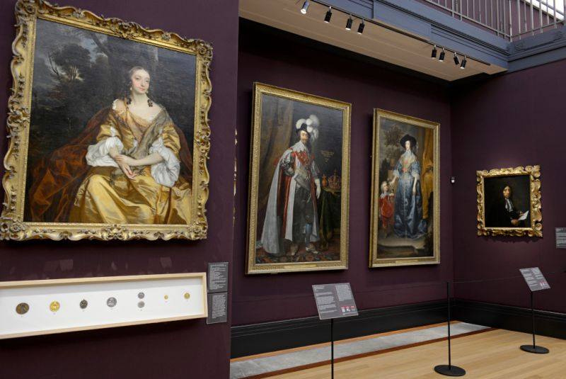 Featured image for the project: Gallery 3: British Art 16th–18th Century