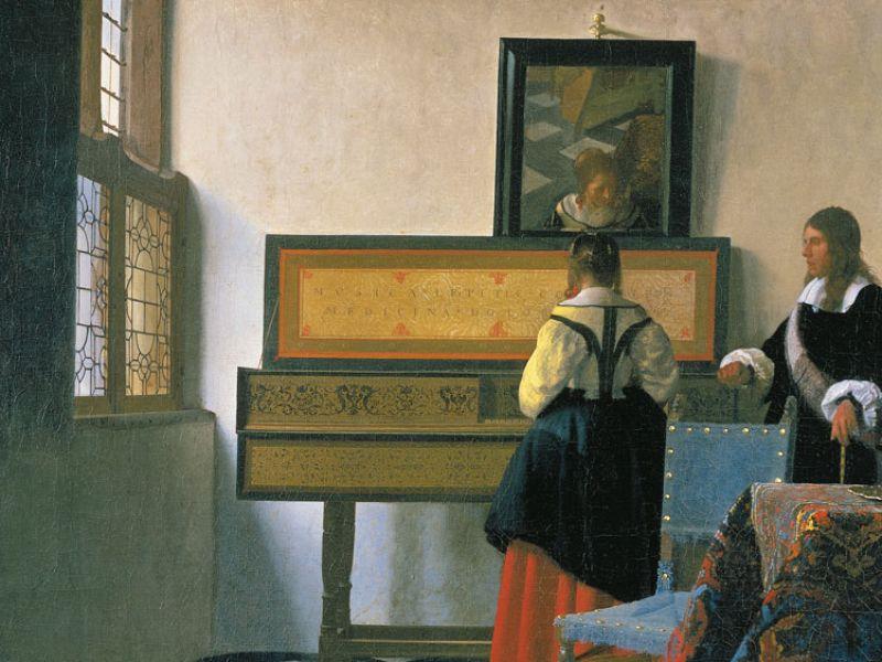 Highlight image for Vermeer's Women: Secrets and Silence