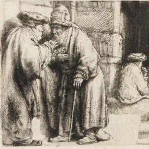 Rembrandt Yom Kippur