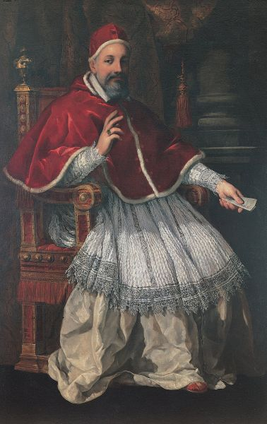 Featured image for the project: Pope Urban VIII