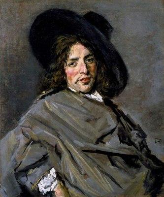 Portrait of an unknown man, 1660s