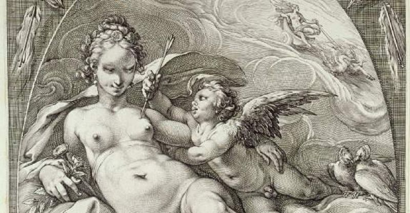 Featured image for the project: Venus Wounded