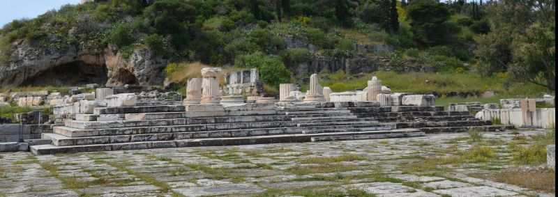 Featured image for the project: Eleusis: Myth and Mysteries