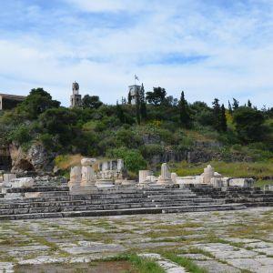 The Site of Eleusis by Carol Raddato (CC BY SA)