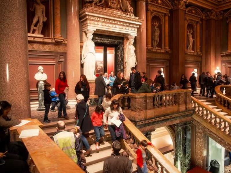 Highlight image for February half term week at the Fitzwilliam 2019