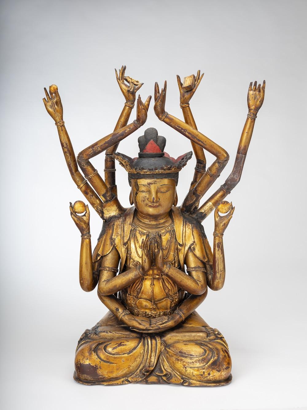 Avalokitesvara: Museum of Archaeology and Anthropology, Cambridge