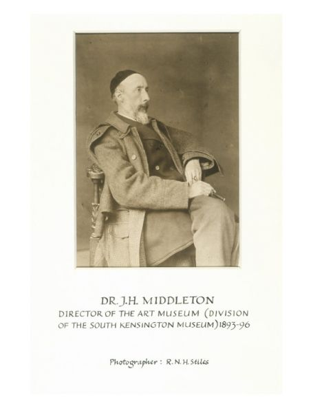 Featured image for the project: John Henry Middleton