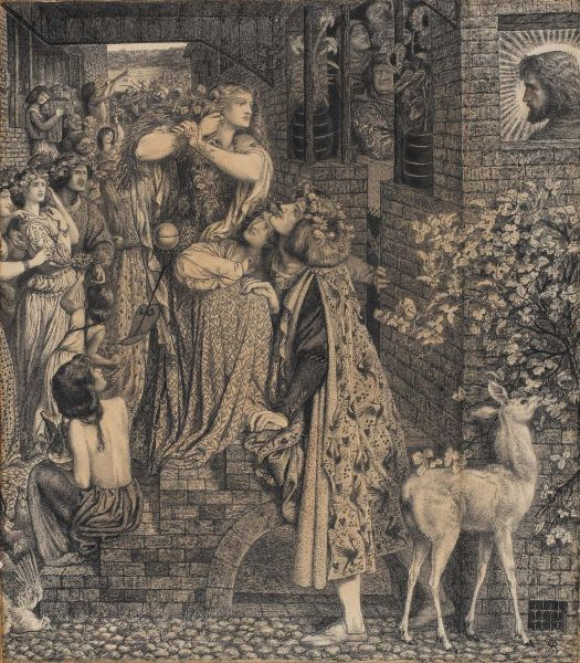 Featured image for the project: Rossetti's Magdalene