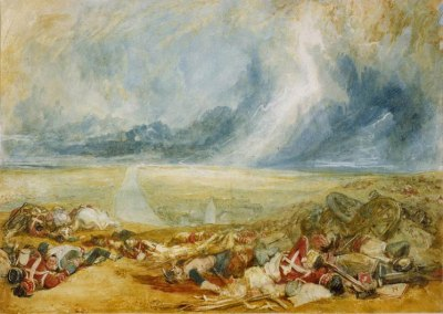 The Field of Waterloo, 1817