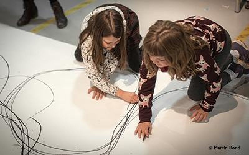 A highlight image for Big Draw