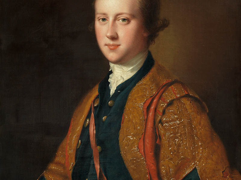 Portrait of Richard Fitzwilliam