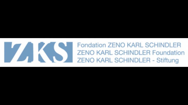 Logo for Zeno Karl Schindler Foundation