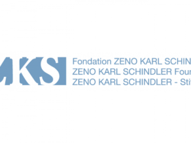 Logo for Zeno Karl Schindler Foundation
