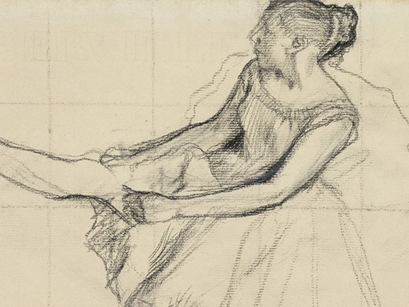Highlight image for Degas: A Passion for Perfection