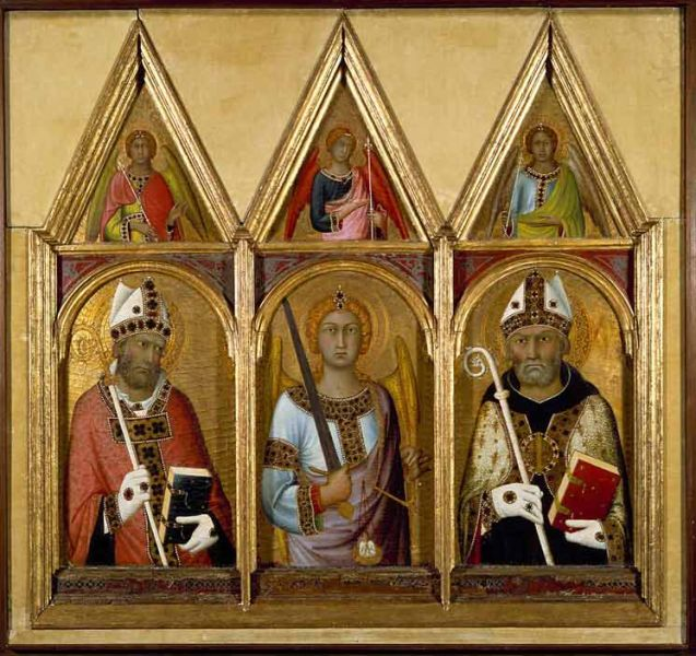 Featured image for the project: Panels from an Altarpiece