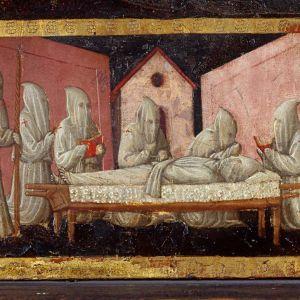The Virgin of Humility. Paolo Schiavo (Paolo di Stefano Badaloni) (Italian, 1397-1478)