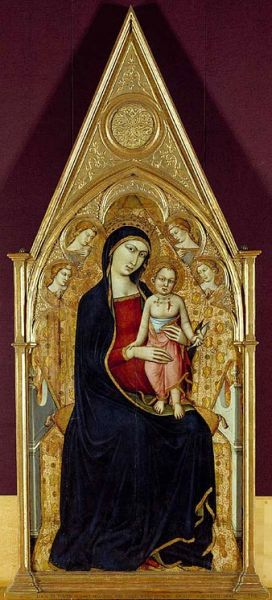 Featured image for the project: The Madonna of Humility