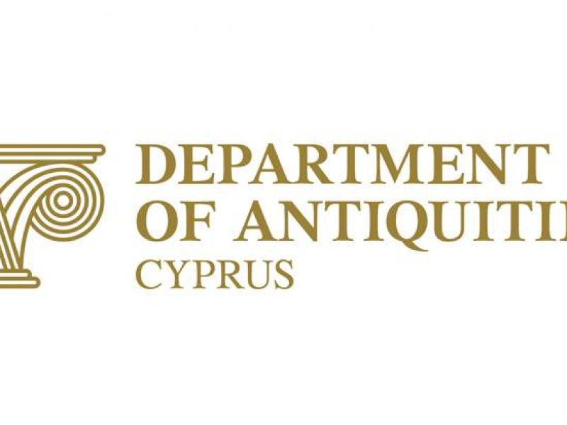 Logo for Department of Antiquities, Cyprus
