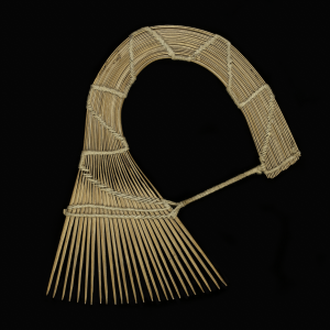 Afro comb from Cameroon
