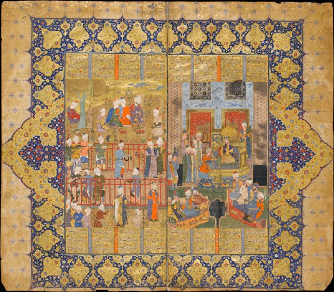 Featured image for the project: The Shahnameh: A Persian Cultural Emblem and a Timeless Masterpiece