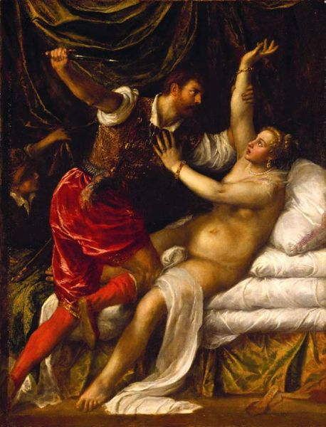 Featured image for the project: The Rape of Lucretia
