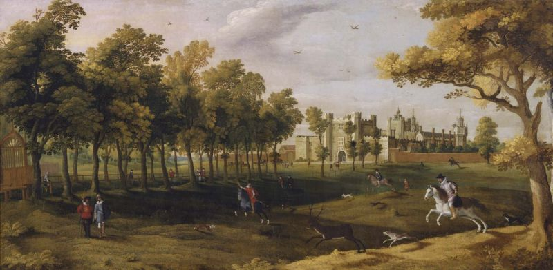Featured image for the project: Nonsuch Palace