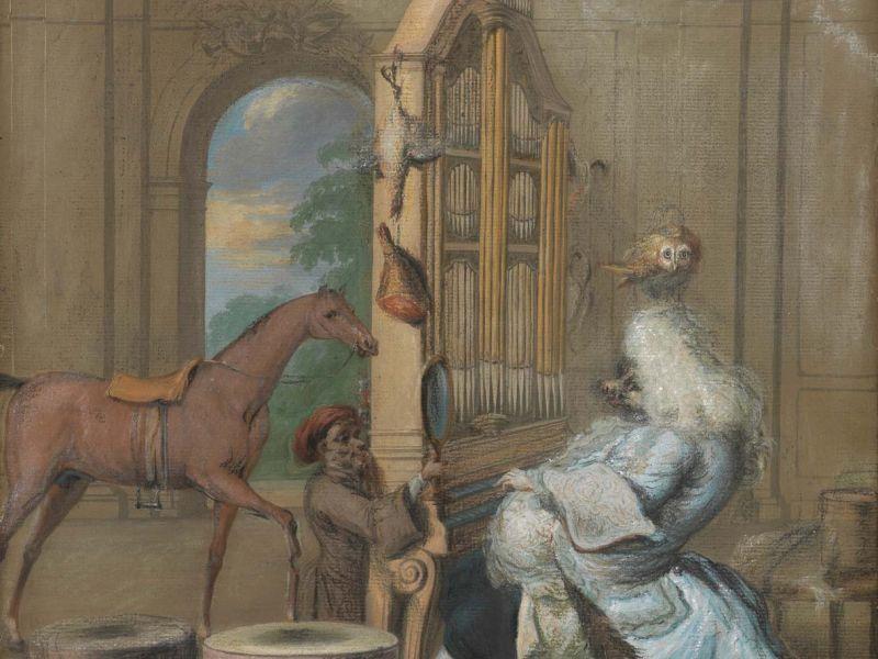 Highlight image for George Friederic Handel