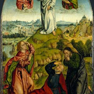 The Transfiguration by Aelbert Bouts