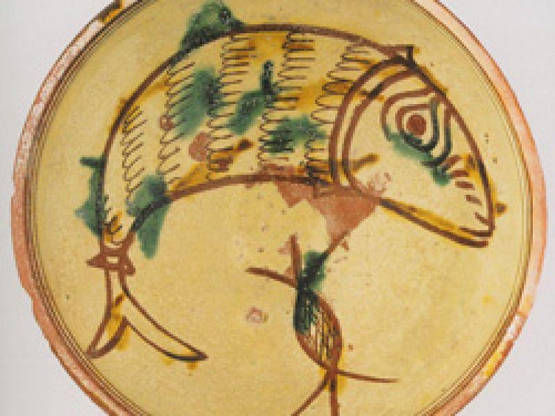 Cypriot Medieval glazed pottery
