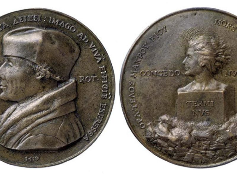 Highlight image for Medal of Erasmus