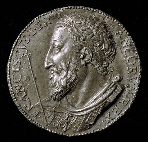Featured image for the project: Medal of Francis I King of France,