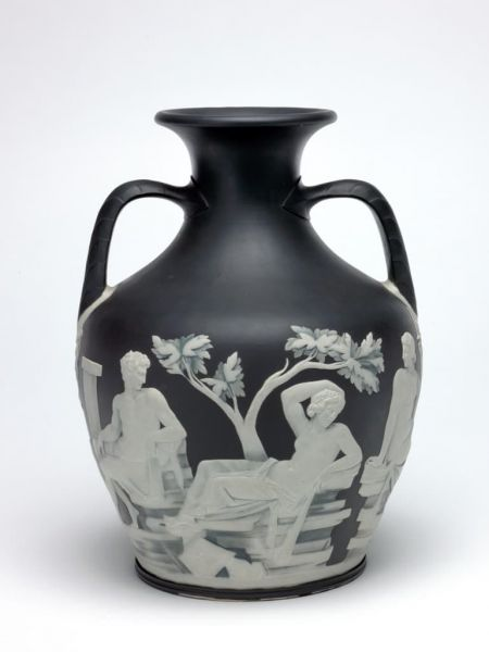 Featured image for the project: Copy of the Portland Vase
