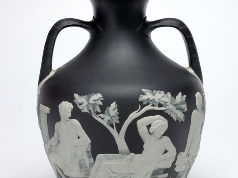 Highlight image for Copy of the Portland Vase