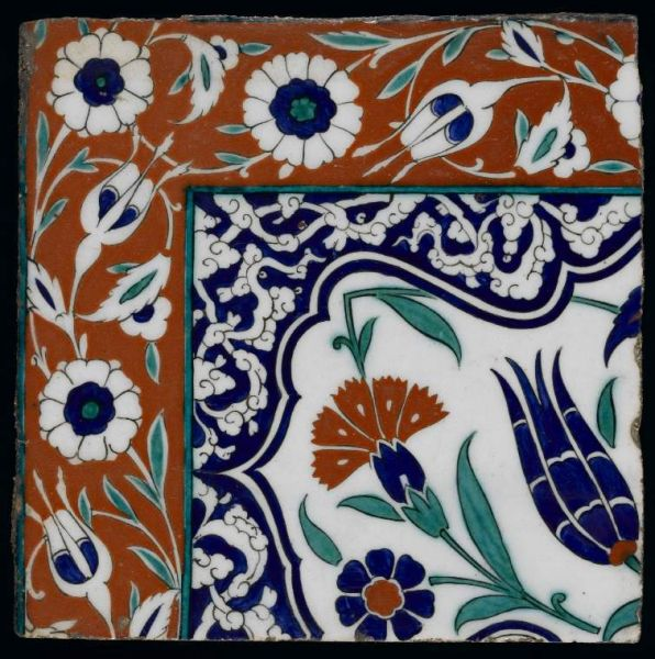 Featured image for the project: Iznik Tile