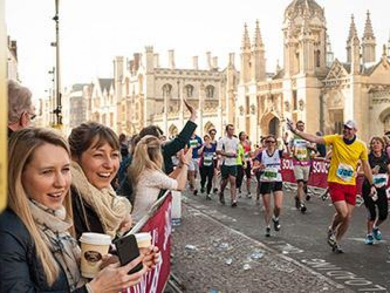 A highlight image for Road closures around the Museum for Sunday's half marathon