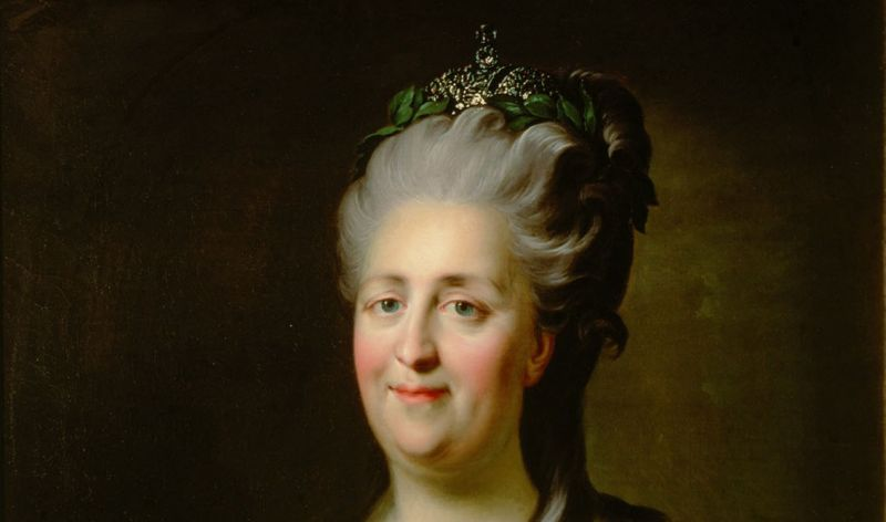 Featured image for the project: Catherine II, Empress of Russia