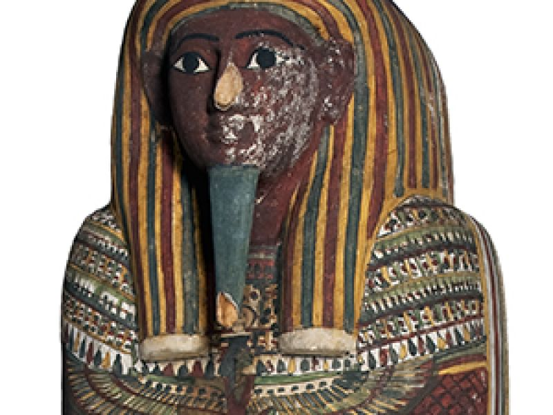A highlight image for Double Nomination for The Egyptian Coffins Project