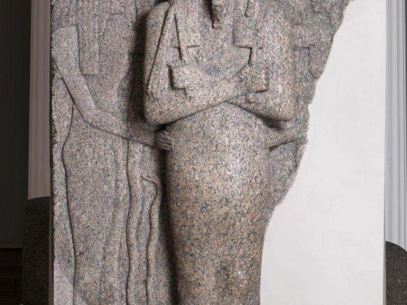 Sarcophagus of Rameses III