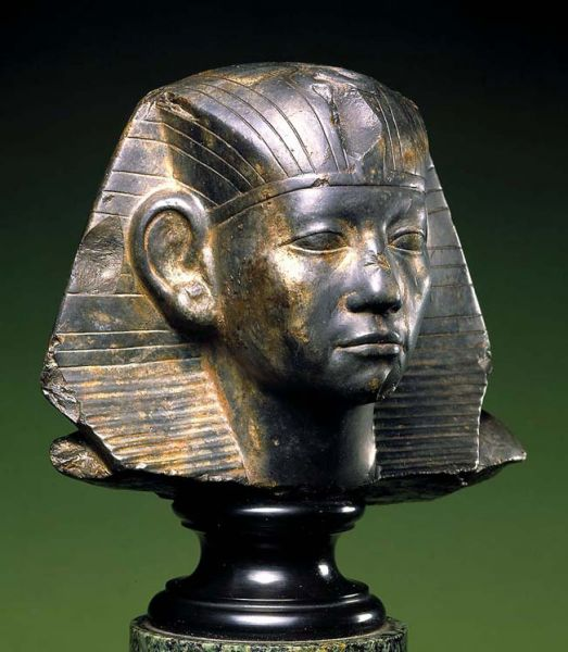 Featured image for the project: Head of Amenemhat III