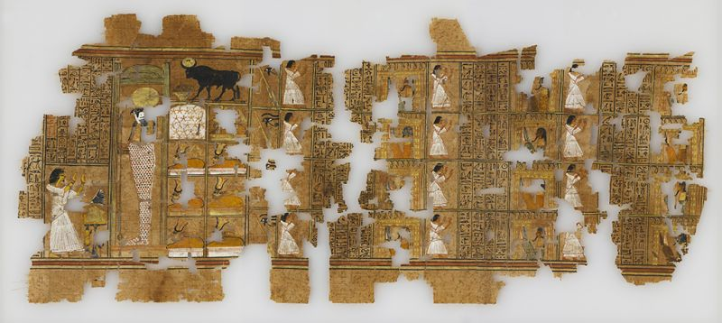 Featured image for the project: Egyptian Writing
