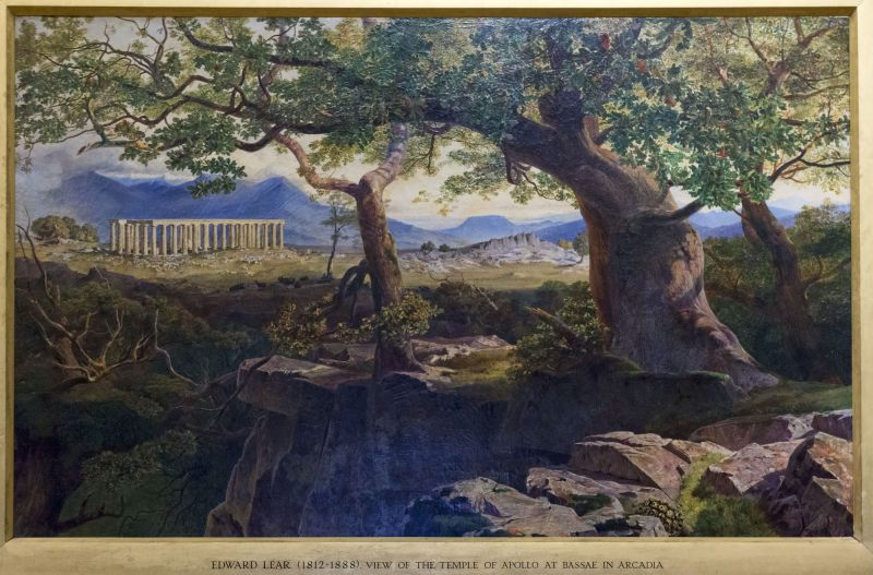 A highlight image for Special display on Edward Lear