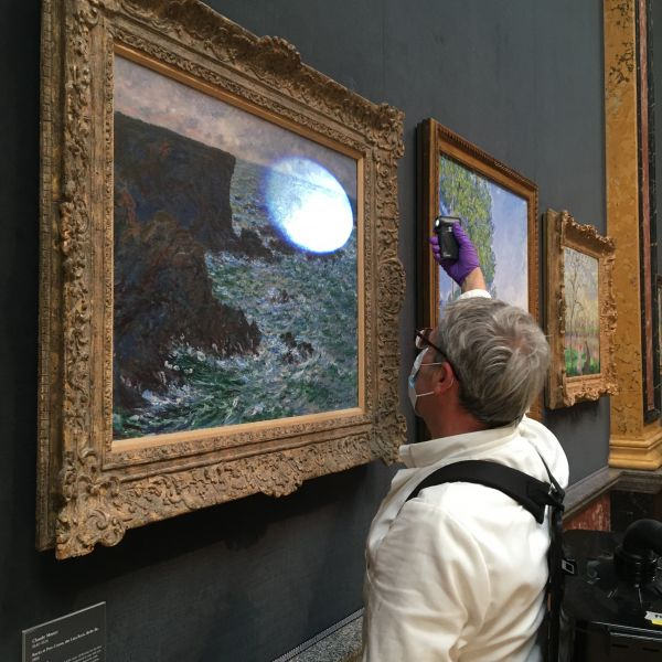 A highlight image for Reopening the Fitzwilliam Museum