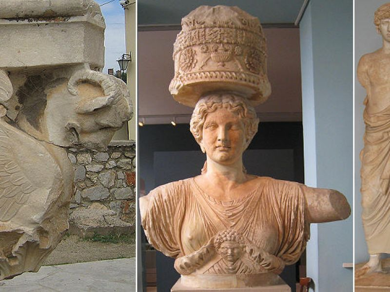 Highlight image for The Story of Demeter and Persephone
