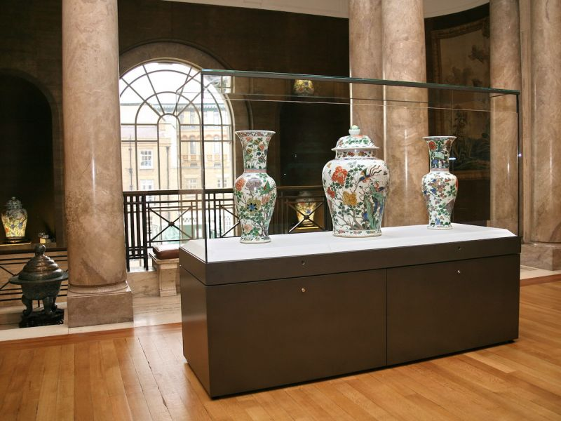 The flowers gallery on our first floor