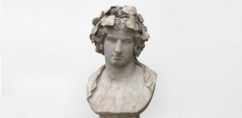 Featured image for the project: Bust of Antinous