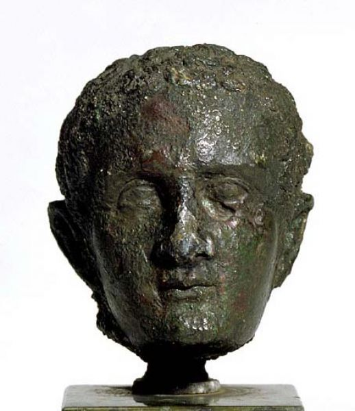 Featured image for the project: Head of the Emperor Caligula